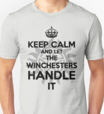 KEEP CALM: Winchesters T-Shirt