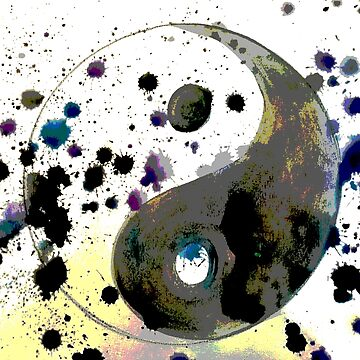 ying yang by MadmyrtleDesign