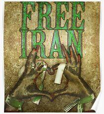 IRAN GRATUIT Poster
