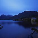 Rainy daybreak at the boat shed by Flossy13