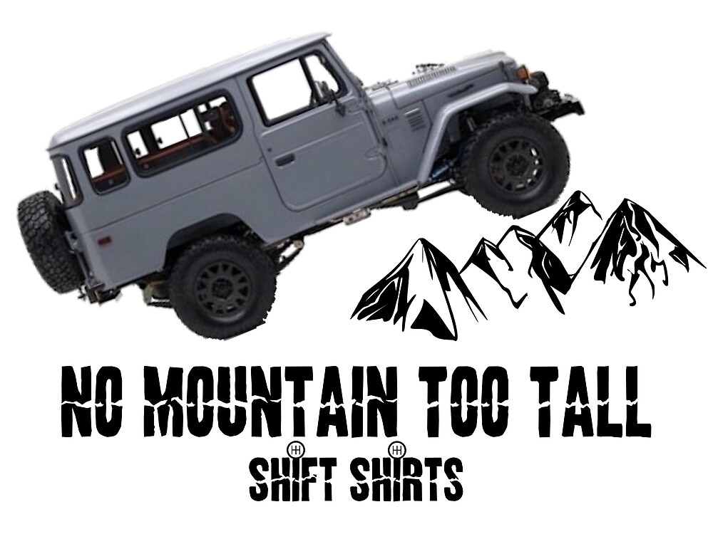 All Terrain Cruiser - J40 Inspired by ShiftShirts
