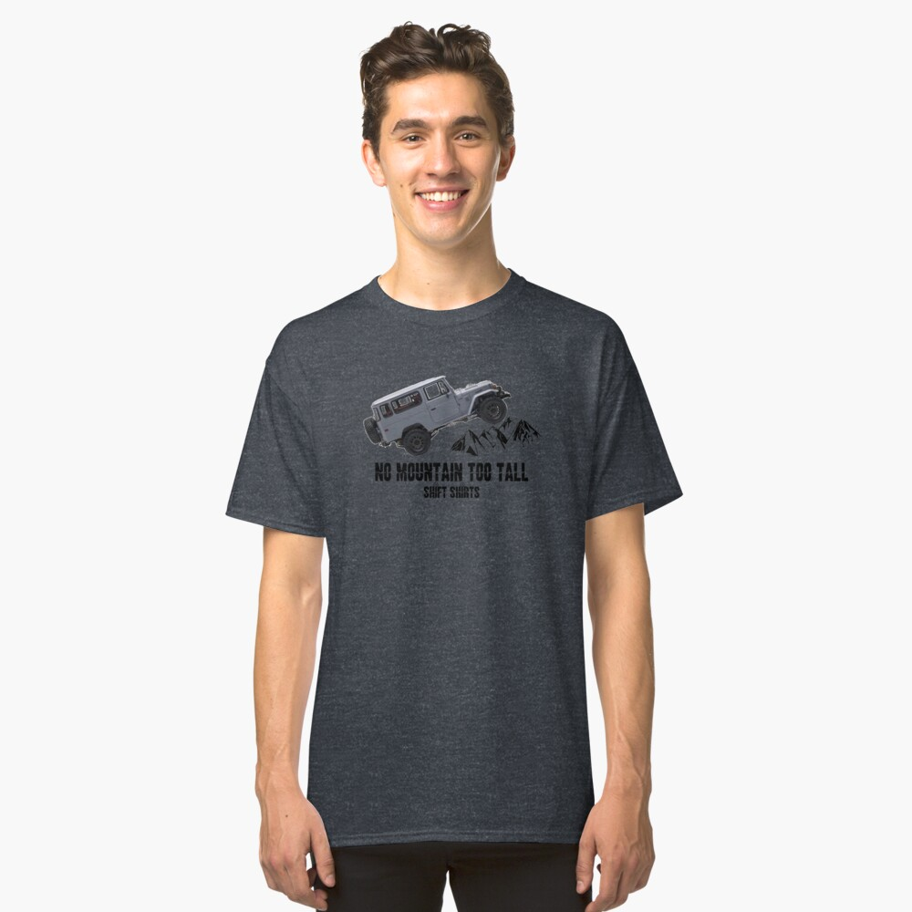 All Terrain Cruiser - J40 Inspired Classic T-Shirt