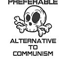 Death is a Preferable Alternative to Communism by auradesign