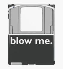 Blow Me - cartridge, funny.  iPad Case/Skin