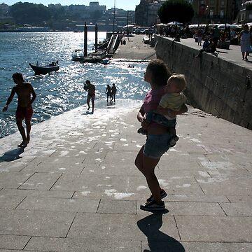 Ribeira - Porto by NyiZla