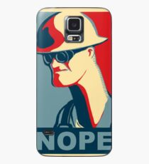 Team Fortress 2 - Engineer Nope Case/Skin for Samsung Galaxy