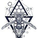 Magic bee by intueri