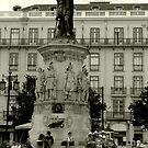 Monument to Luís de Camões - Lisbon by Diana F. Sá