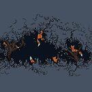 Foxy Forest by TenkenNoKaiten