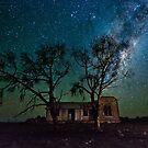 Booleroo Homestead Ruin by pablosvista2