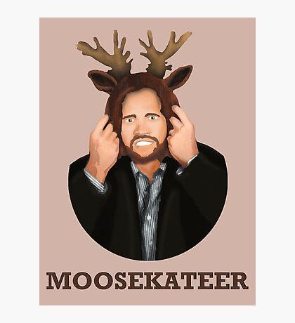 Moosekateer Photographic Print