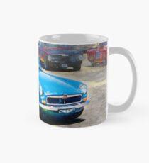 Blue MG Classic Mug