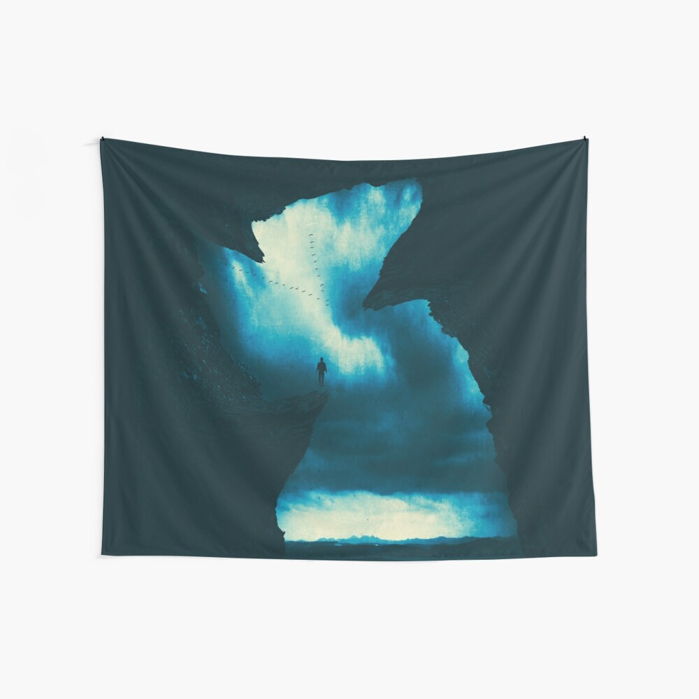 Spaces - Levitation Dream Wall Tapestry