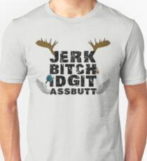 Supernatural: Name Berufung Slim Fit T-Shirt