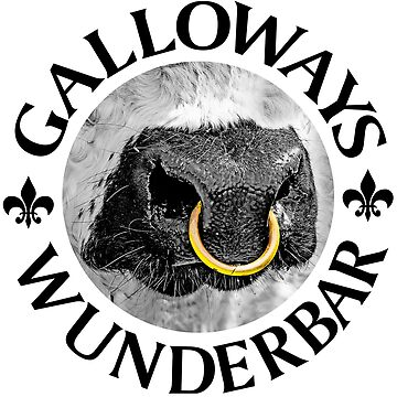 Galloways wonderful by Vectorbrusher