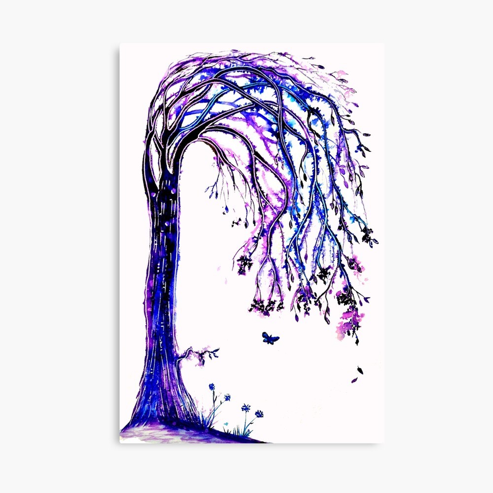 The Hope Tree Canvas Print