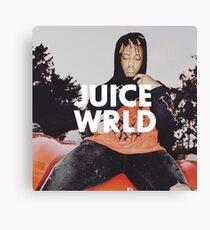 Juice Wrld Canvas Print