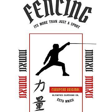 Fencing European Martial Arts by Legendemax