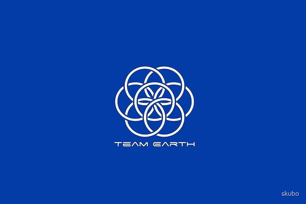 Team Earth von skubo