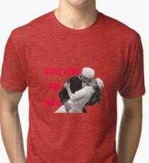 The Kiss Tri-blend T-Shirt