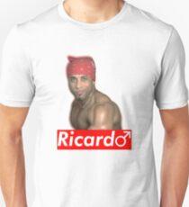 Ricardo Milos - Supreme - Gachimuchi Slim Fit T-Shirt