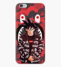 Bape Shark Goku iPhone-Hülle & Cover