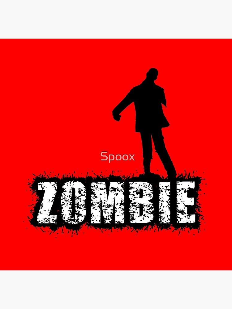 Zombie, Horror, Halloween by Spoox