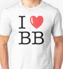 I Love the BB Unisex T-Shirt