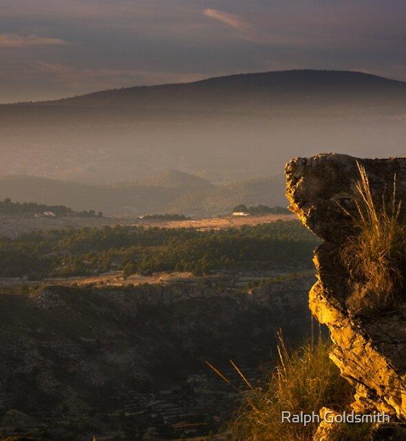 The Rocks View by Ralph Goldsmith