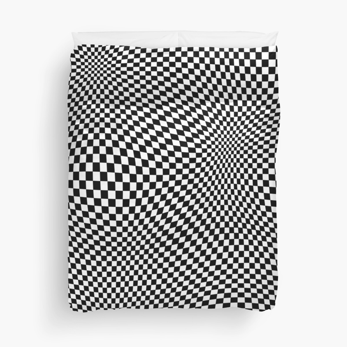 OP-Black & White Checker by stuph4kewlkidz