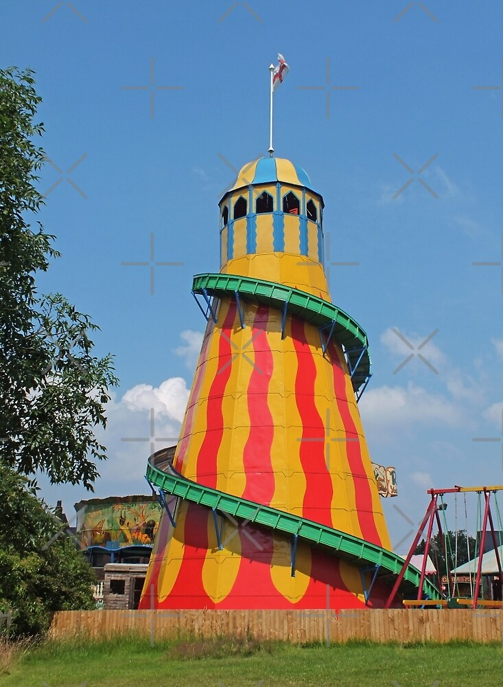 Helter Skelter by Yampimon