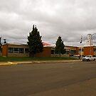 Dawson County Montana Court House by Bryan D. Spellman