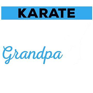 Karate Grandpa, Karate Grandpa Shirt, Karate Gift, Karate Birthday Shirt, Karate Shirt, Karate Tshirt, Karate Tees, Karate T Shirt by mikevdv2001