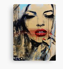 gloss Canvas Print