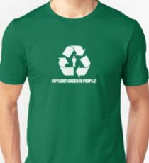 Soylent Green Is People! Unisex T-Shirt