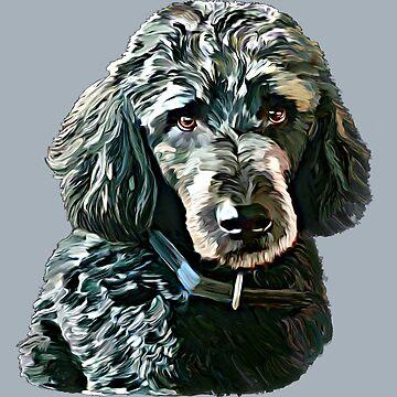 Beautiful Dog Art by kjhart8