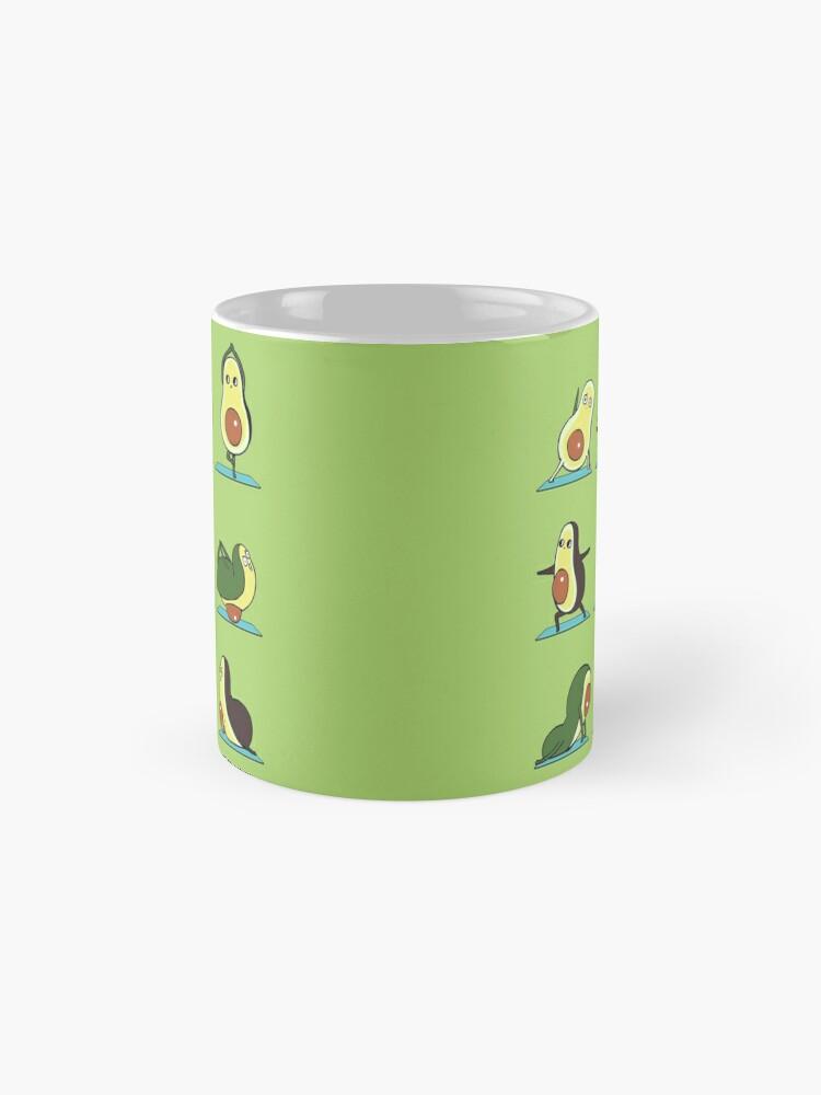 Alternate view of Avocado Yoga Mug