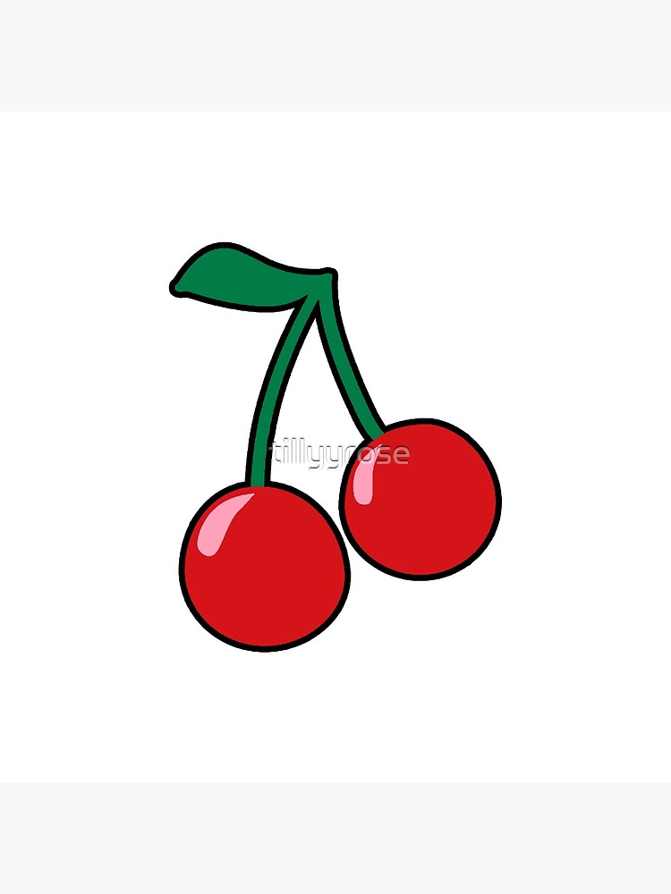 Image result for cherry cartoon