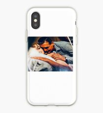 Marilyn Monroe and Clark Gable in The Misfits iPhone Case