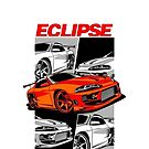 Mitsubishi Eclipse von MomuSell04