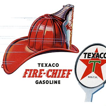 Texaco Fire Chief 1950s  by taspaul
