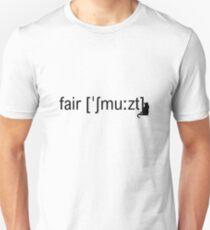 Verschmust Slim Fit T-Shirt