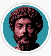 Marcus Aurelius Sticker