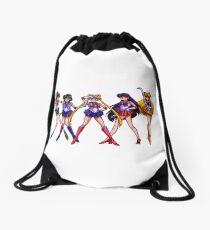 Sailor Scouts 16Bit Drawstring Bag