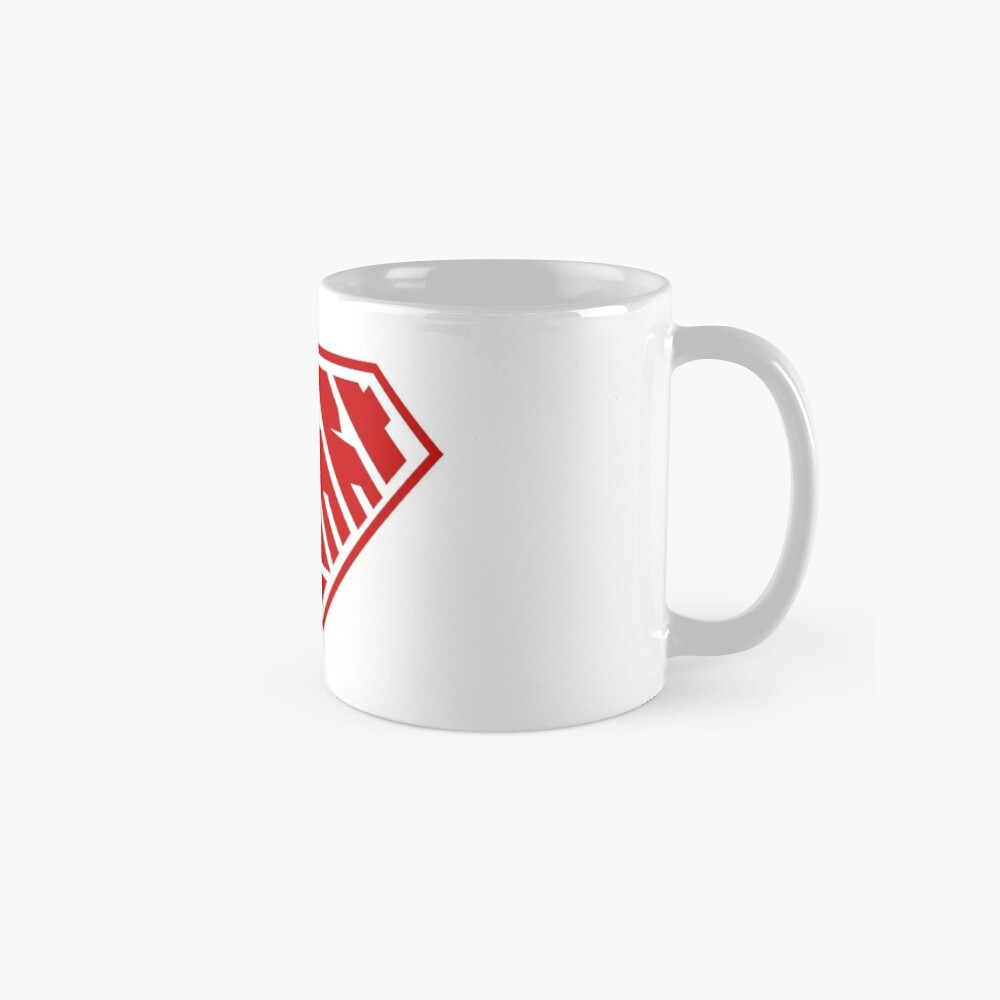 Curry SuperEmpowered (Red) Classic Mug