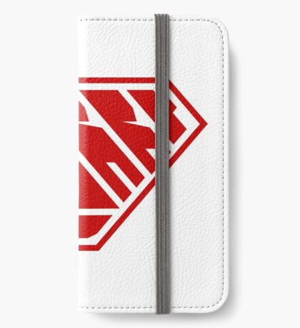 Curry SuperEmpowered (Red) iPhone Wallet