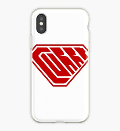 Curry SuperEmpowered (Red) iPhone Case