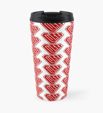 Curry SuperEmpowered (Red) Travel Mug