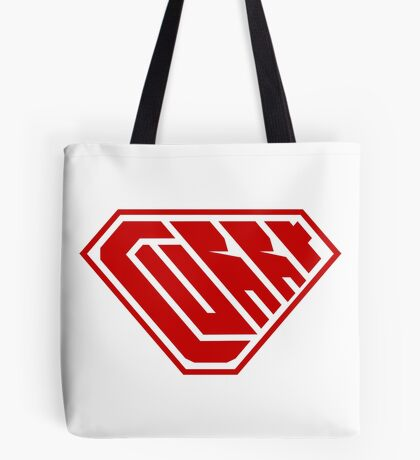 Curry SuperEmpowered (Red) Tote Bag