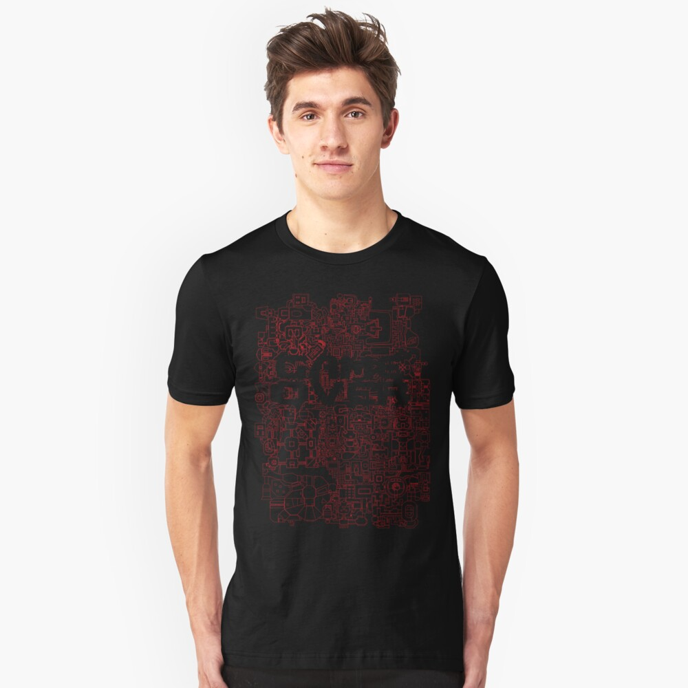 Game Over Slim Fit T-Shirt